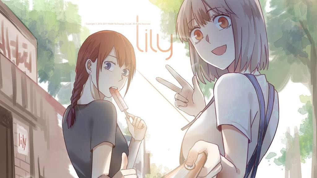 Lily saison 1 coeur